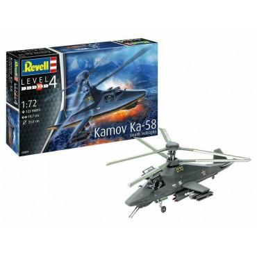 Kamov Ka-58 Stealth...
