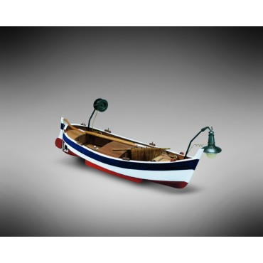 Gozzo da Pesca Mini Mamoli:...