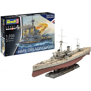 Revell HMS Dreadnought...