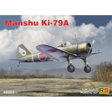 Manshu Ki-79A Ko  RS Models...