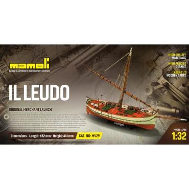 IL LEUDO,MAMOLI MV29,1:32
