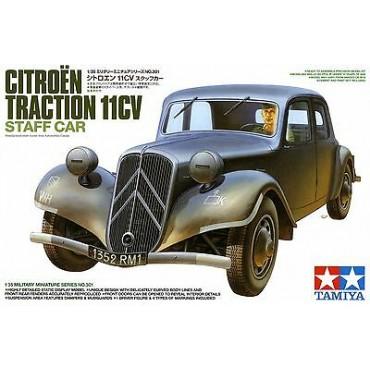 Citroën Traction 11CV Staff...