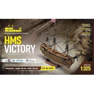 HMS VICTORY Mini Mamoli:...
