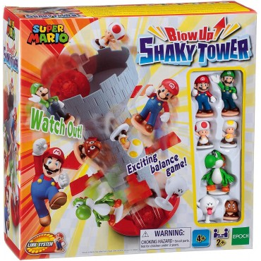 Epoch Blow Up - Shaky Tower...