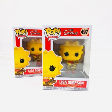 Funko Pop! The Simpsons -...