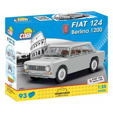 FIAT 124 BERLINA 1200 SCALA...