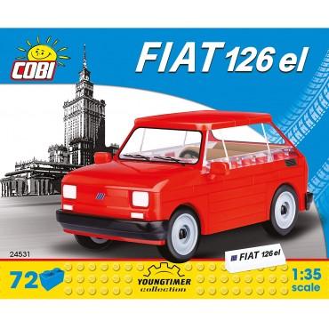 COBI Maly Fiat 126p...