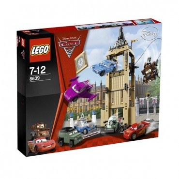 LEGO CARS 2 L'EVASIONE DI...
