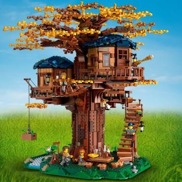 LEGO 21318 – Casa sull'albero