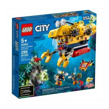 LEGO - CITY 60264-SOTTOMARINO