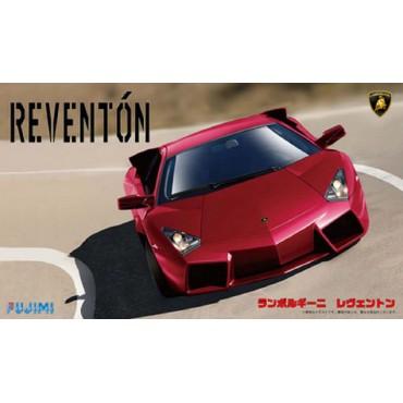 Lamborghini Reventon Rosso...