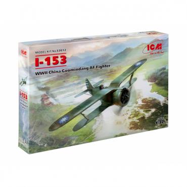 ICM 32012 : I-153, WWII...