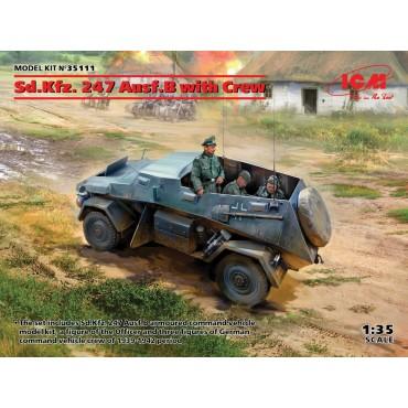 ICM - 35111 - Sd.Kfz.247...