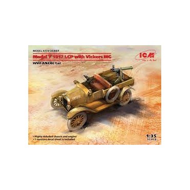Car Model T 1917 LCP with...