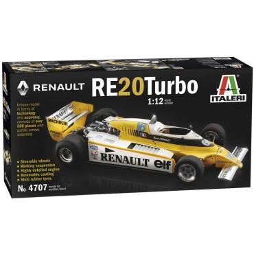 Italeri - Renault RE20...