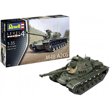 Revell - 03287 M48 A2CG