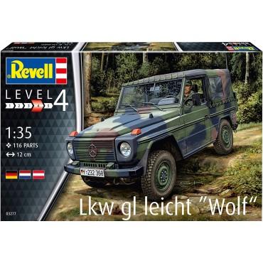 Revell 03277 Lkw gl leicht...