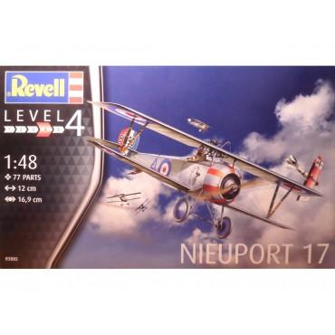 Revell 03885 Nieuport 17